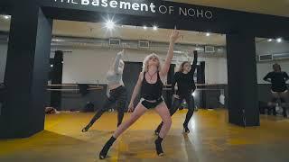 """Mya """"Fallen"""" Choreography by Tevyn Cole and Karine Newborn"""