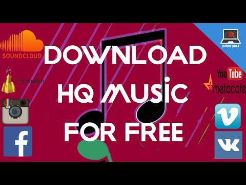 How to download HQ music from any streaming site for FREE