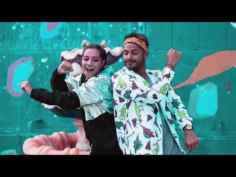 Blue Morpho - Lento y Suave (Lyric Video) ft Fabiola