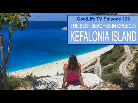 Kefalonia Island - The Best Beaches In Greece