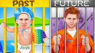 Jail from the Past and Jail from the Future! What`s the difference?