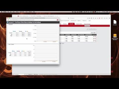 OpenStack Demo: Multi-Tenancy and SolidFire