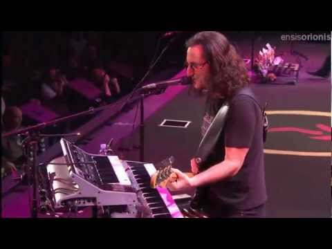 Rush Entre Nous Snakes & Arrows Live In Holland 2008 HD