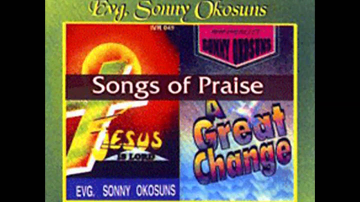 sonny okosuns  a great change  full version