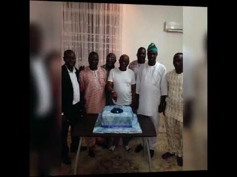 Chief Osoba Birthday Celebration