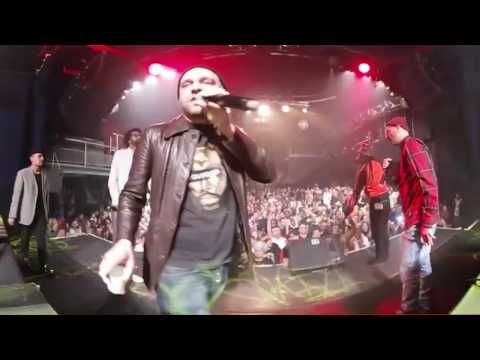 VIDEO 360° - FrenchTown Rock Sound System with Taïro and Friends - PARIS - 20 DEC 2016