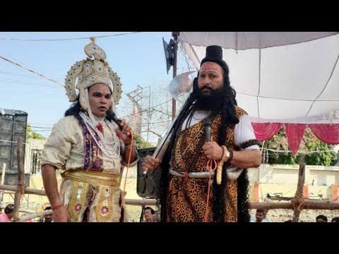PARASHURAMI - Brahmchari Ji Parashuram और Arvind Dubey Ji Laxman