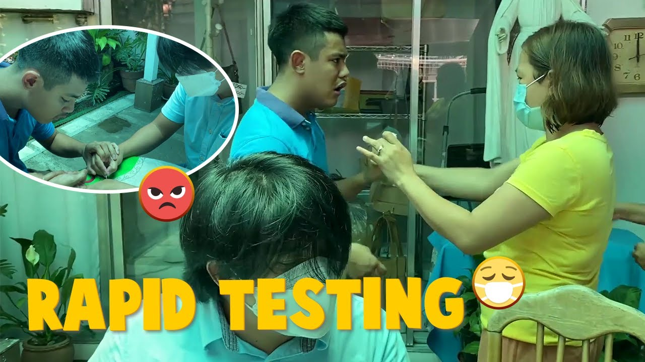 Rapid Test | CANDY & QUENTIN | OUR SPECIAL LOVE