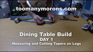 Steel Dining Table Frame And Legs -part 1