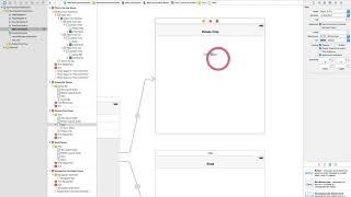 Building an iOS Navigation View Controller