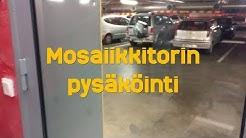 Hissivideo: Mosaiikkitorin pysäköinti, Vuosaari, Helsinki - 2000 KONE (mod. SHU 2019)