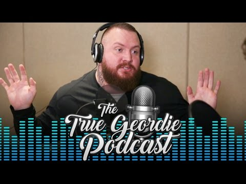 CONFESSIONS OF A DEEP SEA DIVER | True Geordie Podcast #8