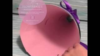 Кульки для цветов, конусы для цветов(упаковка конус для цветов упаковка крафт для цветов упаковка букетов цветочная упаковка круглая коробка..., 2015-12-30T17:54:16.000Z)
