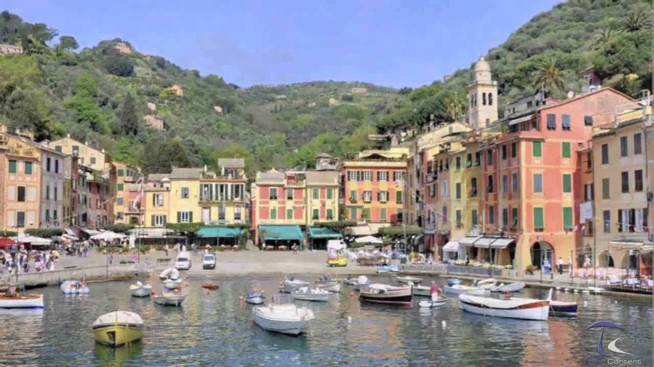 Portofino italien youtube for Be italia