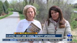 High Line Canal Trail receiving safety upgrades underground
