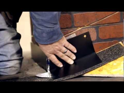 Roof Flashing with Mark Sauder - Part I - Base Flashing