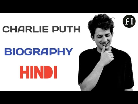Charlie Puth Biography In Hindi | Charlie Puth Success Story In Hindi | Motivational Video