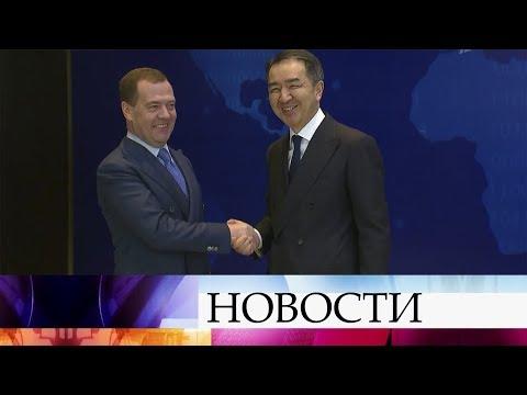 Развитие интеграции в рамках Евразийского экономического союза обсуждается в Алма-Ате.