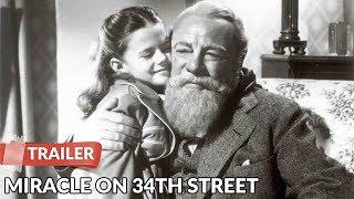 Miracle on 34th Street 1947 Trailer HD   Edmund Gwenn