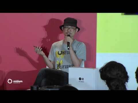 Music Island Taiwan - Global Collaboration Factor - Midem 2017