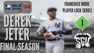 MLB 14 The Show: Derek Jeter