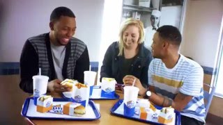 White Castle Cheese Slider Commercial 2016