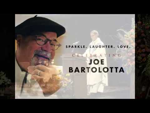 Funeral service for Joe Bartolotta