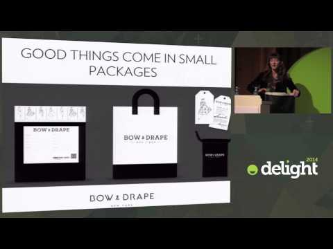 Aubrie Pagano: Throwing the Curveball -- Designing for Surprise in UX and CX