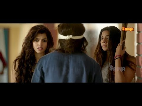 Solo - Proposal scene : World of Shekhar | Dulquer Salmaan, Dhansika | Bejoy Nambiar - Saina Movies