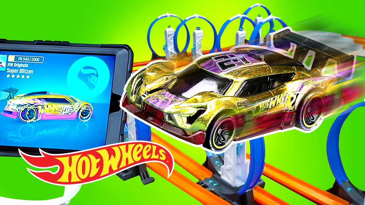 Testing EXTREME SPEED with Hot Wheels Cars | Hot Wheels Unlimited | Hot Wheels