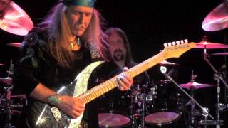 Uli Jon Roth  GRAND BLIZZARD FINALE  Le National Montreal Canada 2013