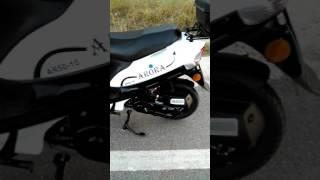 ARORA 50cc Scooter (B Ehliyet)