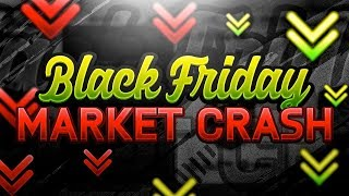 BLACK FRIDAY MARKET CRASH SERIES #5 - MARKET UPDATE & ICON PROBLEMS!?
