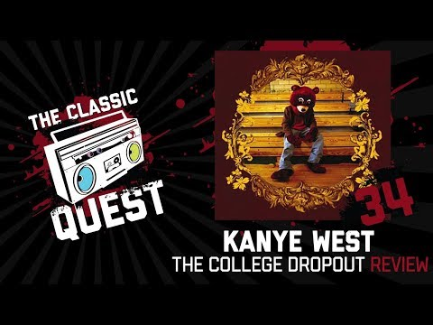 Kanye West - The College Dropout Review