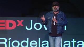 TEDxJoven@RíodelaPlata - Pedro Saborido - De ideas y palanganas