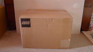 Huge LEGO Bricklink haul unboxing review