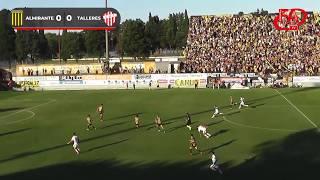 FATV 19/20 Fecha 16 - Torneo Apertura - Almirante Brown 0 - Talleres 0