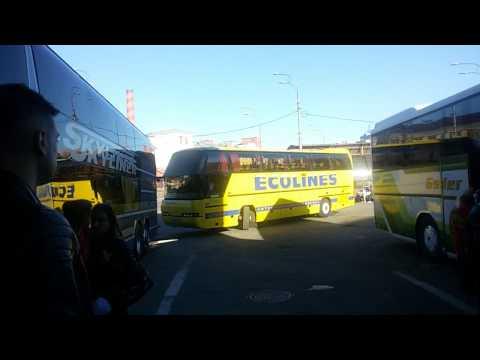 Автобус Киев Москва