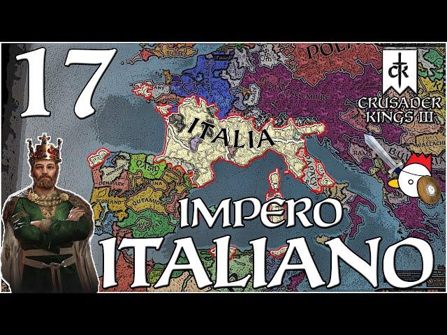 IO SONO L'IMPERATORE | Crusader Kings 3 ITA - IMPERO D'ITALIA #17