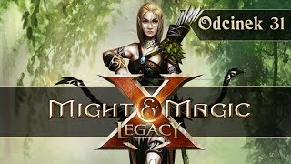 Zagrajmy w Might and Magic X Legacy PL - Idziemy do Karthal! #31 GAMEPLAY PL