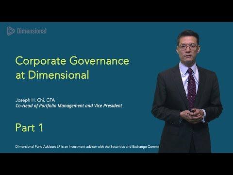 IFA.tv - Joe Chi on Corporate Governance: Part One - Show 251