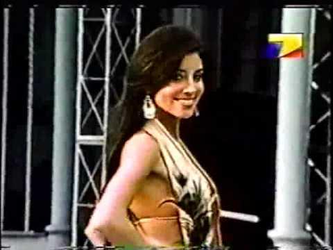 Gabriela Barros - Miss Universe 2004