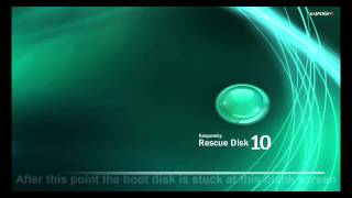Kaspersky Rescue Disk 10 - (Still) Great First Option for the Lazy