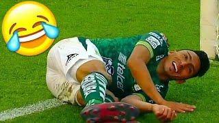 Los Momentos Más Graciosos - Fútbol Mexicano