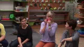 Jak se učí v Montessori: Království sloves a slovních druhů