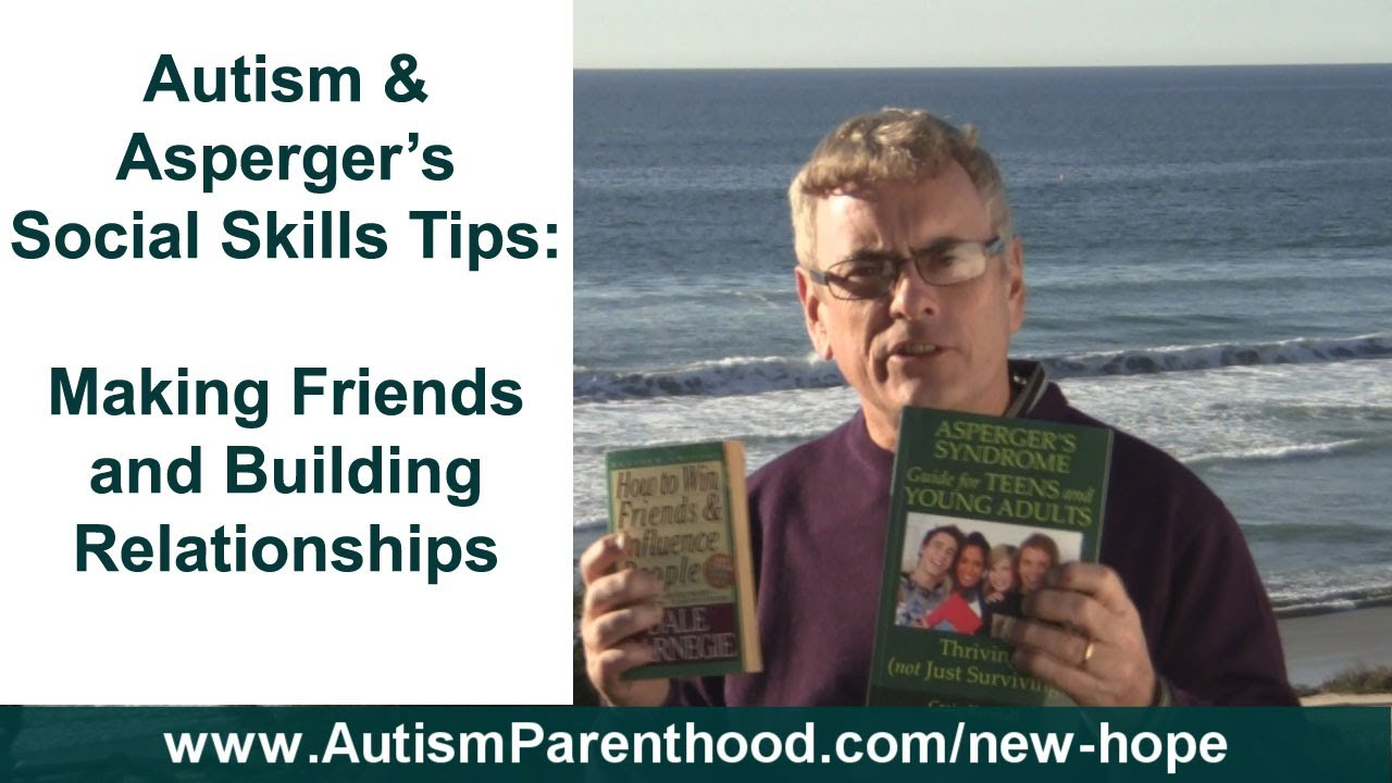 Social skills for young adults with aspergers