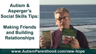 Social Skills and Asperger's- Training for your teen with autism