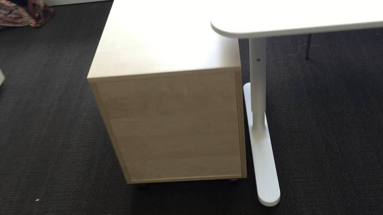 ikea bekant office desk assembly service in mclean va by