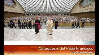 Catequesis en español del Papa Francisco 23/08/2017 HD