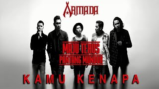 Video Armada - Kamu Kenapa (Official Audio) download MP3, 3GP, MP4, WEBM, AVI, FLV Juli 2018